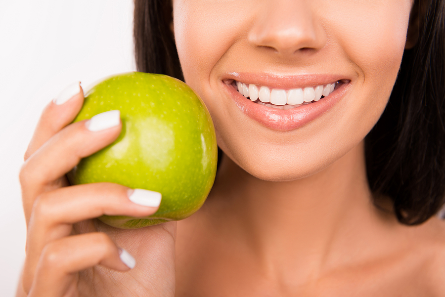 healthy smile